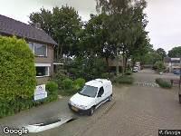 112 melding Ambulance naar Garstvelde in Udenhout