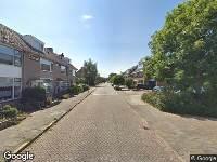 112 melding Ambulance naar Kerklaan in Koudekerk aan den Rijn