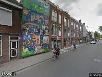 112 melding Ambulance naar Korvelseweg in Tilburg