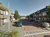 112 melding Ambulance naar Van de Coulsterstraat in Tilburg