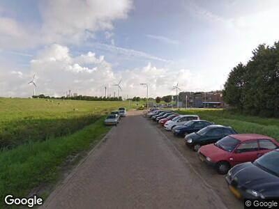 Ambulance naar Borgtweg in Spijkenisse