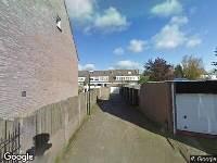 112 melding Ambulance naar Chopinstraat in Schijndel
