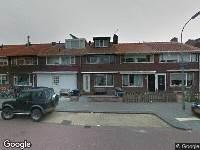 112 melding Ambulance naar IJsselstraat in Dordrecht