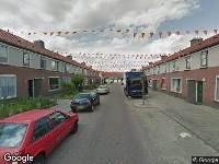 112 melding Ambulance naar Röntgenstraat in Tilburg