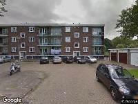 Ambulance naar Potgieterstraat in Spijkenisse