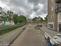 Ambulance naar Ernest Staesstraat in Amsterdam
