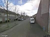 112 melding Ambulance naar Doesburgstraat in Tilburg
