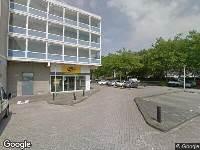 Ambulance naar Oberonweg in Spijkenisse