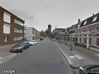 112 melding Besteld ambulance vervoer naar Voltstraat in Tilburg