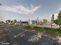 112 melding Brandweer naar Westkanaaldijk in Nijmegen