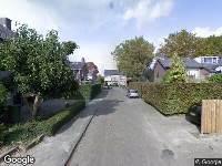 112 melding Brandweer naar Prinses Beatrixstraat in Berkel-Enschot