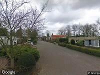 112 melding Brandweer naar Romeinenstraat in Tilburg