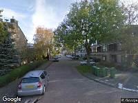 Ambulance naar Frans Halsstraat in Spijkenisse