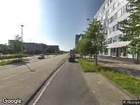 112 melding Ambulance naar Carolina MacGillavrylaan in Amsterdam
