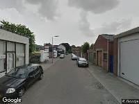 Brandweer naar Burgemeester van Aefferdenstraat in Venlo