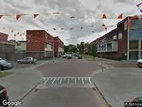 Ambulance naar Gerard Mercatorstraat in Tilburg