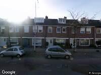 Ambulance naar Esperenkamp in Eindhoven