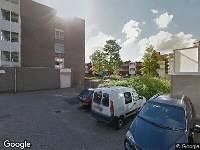 Ambulance naar Van Heukeslootstraat in Naaldwijk