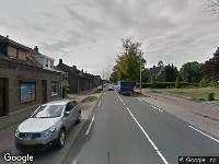 Brandweer naar Venloseweg in Tegelen vanwege afhijsen patient
