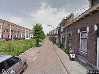 112 melding Brandweer naar Hoge Bakstraat in Dordrecht