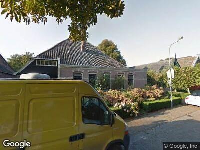 Ambulance naar Oosteinde in Oostwoud