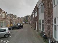 112 melding Ambulance naar Cronjéstraat in Den Helder