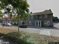 Ambulance naar Hoogwoudstraat in Amsterdam