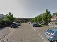 Ambulance naar Esdoornstraat in Spijkenisse