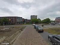112 melding Brandweer naar Kroonwerk in Assen vanwege brand