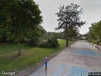 Brandweer naar Vondelstraat in Castricum vanwege een buitenbrand