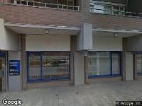 Politie naar Geerstraat in Heerlen vanwege aanrijding met letsel