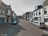 Brandweer naar Hoogstraat in Roosendaal