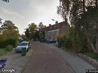 Ambulance naar Poelven in Castricum