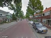 112 melding Brandweer naar Fazantenstraat in Den Helder