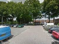 112 melding Ambulance naar Steve Bikohof in Tilburg