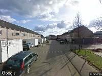 112 melding Ambulance naar Kralingenstraat in Tilburg