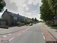 Brandweer naar Ambachtenlaan in Breda