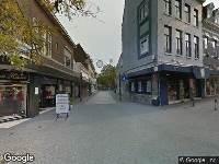 Brandweer naar Oranje Nassaustraat in Heerlen