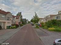 Ambulance naar Tureluur in Veldhoven