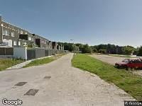 112 melding Ambulance naar Wilniserf in Tilburg