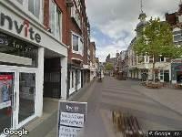 Brandweer naar Parade in Venlo