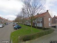 112 melding Ambulance naar Landbouwstraat in Tilburg