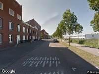 112 melding Brandweer naar Operettelaan in Utrecht vanwege een buitenbrand