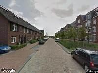 Ambulance naar Van Bergenhenegouwenlaan in Poeldijk
