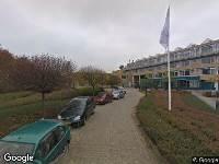 112 melding Ambulance naar Parkzicht in Boskoop
