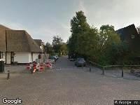 Ambulance naar Stetweg in Castricum