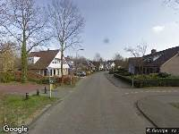 112 melding Ambulance naar Linge in Tilburg