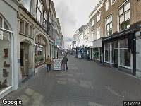 112 melding Ambulance naar Voorstraat in Dordrecht