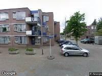 Ambulance naar Slangenburgerf in Rotterdam