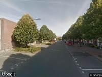 112 melding Ambulance naar Antoon Coolenstraat in Sommelsdijk